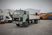 Used 1981 D 290 BF f