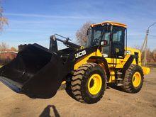 2014 JCB 426ZX wheel loader