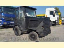 2016 TRENECITOS tow tractor