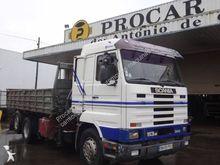 Used 2000 SCANIA 113