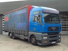2004 MAN 26410 tilt truck