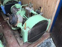 JP Sauer 101 liters compressor