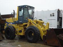 1993 KOMATSU WA250 wheel loader