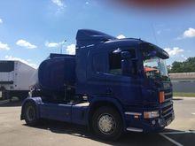 2013 SCANIA P410 tractor unit