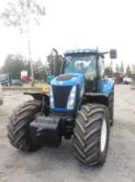2006 HOLLAND TG 230 wheel tract