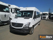2015 MERCEDES-BENZ Sprinter Sta