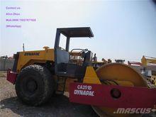 2012 DYNAPAC CA251D mini road r