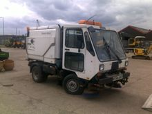 2000 SCARAB MINOR road sweeper