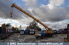 1990 ZIL 133 mobile crane