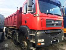 2008 MAN 35.440 dump truck