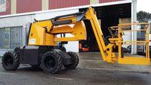 Used JLG 450AJ artic