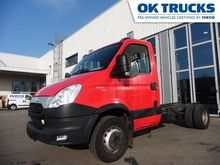2013 IVECO Daily chassis truck