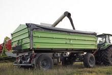 UNIA P LONG tractor trailer