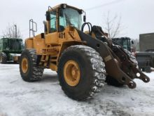 2004 VOLVO L150E wheel loader
