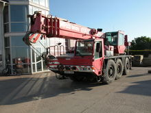 1992 FAUN RTF 40-3 mobile crane