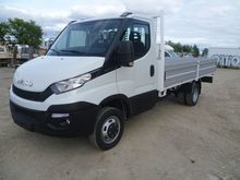 IVECO Daily 35C15 flatbed truck