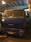 2013 KAMAZ 6520-61 concrete mix