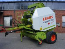 2003 CLAAS Variant 280 RC round