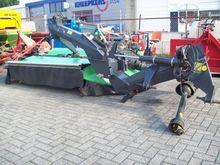 2009 DEUTZ-FAHR 631 mower