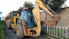 2004 CASE 580 backhoe loader