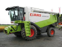 2010 CLAAS Lexion 570 combine-h