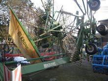 KRONE Swadro KS 14.01 Duo mower