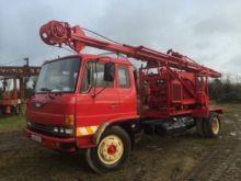 Ruscon Bucyrus drilling rig