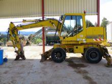1997 CASE 788P wheel excavator