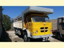 PEGASO 1088 dump truck