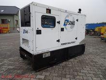 2008 SDMO R110 C2 generator