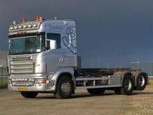 Used 2006 SCANIA R50