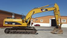 2007 CATERPILLAR 324DL tracked