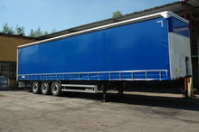 2008 SCHMITZ S01 curtain side s