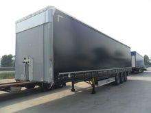 FLIEGL tilt semi-trailer