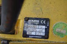 2003 BOMAG BPR 25/45 D-3 plate