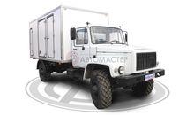 Used GAZ 33081 milit