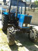 2013 MTZ 82 Belarus wheel tract