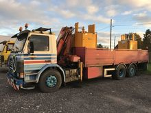 1988 Palfinger on chassis SCANI