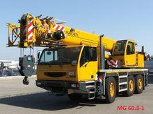 MARCHETTI vezdehod mobile crane