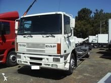 DAF CF75 chassis truck