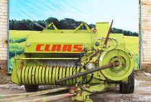 CLAAS Markant 55 square baler