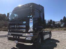 2015 HINO Profia tractor unit