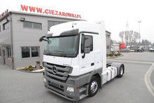 2011 MERCEDES-BENZ TRACTOR UNIT