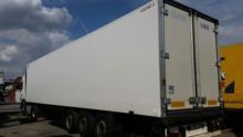 2002 Refrigerated semi-trailer