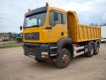 MAN TGA 33.410 tractor unit