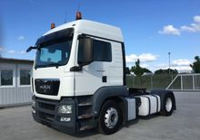 2011 MAN TGS18.400 tractor unit