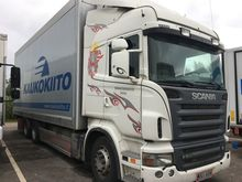 2006 SCANIA R500 Manual Thermok