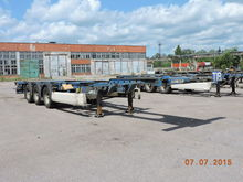 Used 2005 KRONE SDC