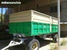 REMOLQUE 14. 000 KGS AGRIMECA t