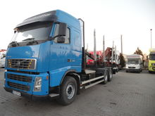 2002 VOLVO FH 46 RB timber truc